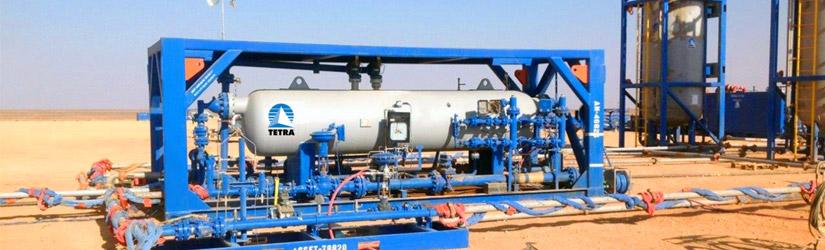 Surface Well Testing   TETRA Technologies, Inc. on