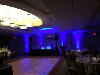boston wedding dj, dj for wedding, danvers ma djs, dj in boston, wireless uplighting, uplighting for wedding, peabody ma dj, danvers ma dj, wedding djs, wedding dj service, embassy suites in waltham, ma, waltham ma dj service