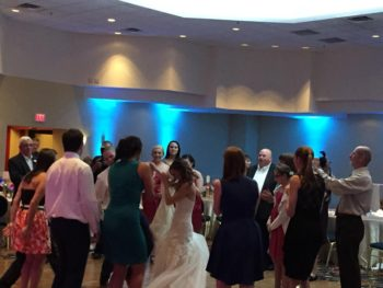 Boston Marriott Peabody Hotel in Peabody, MA CoolCityEntertainment Wedding DJ Service