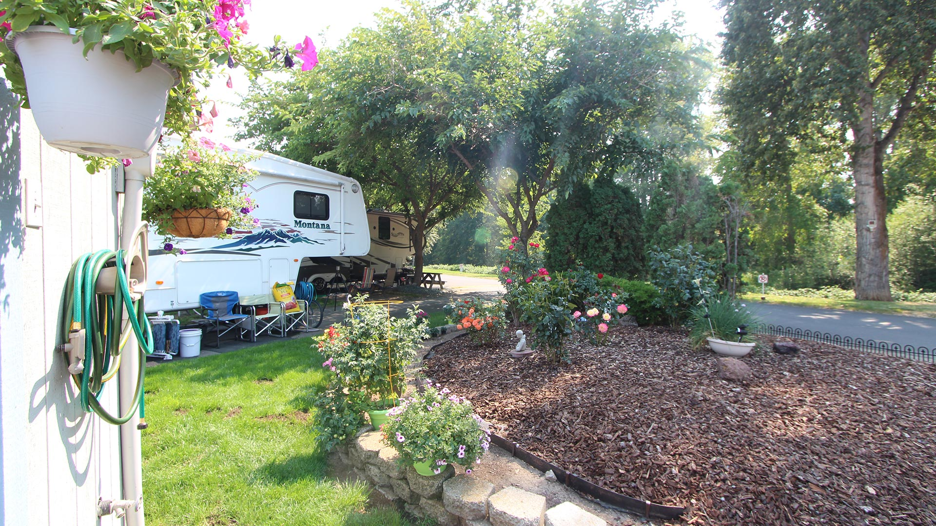 Holiday RV Park | Phoenix, OR
