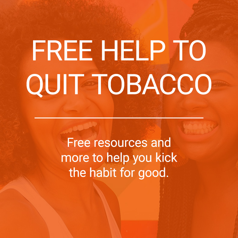 free help to quit tobacco