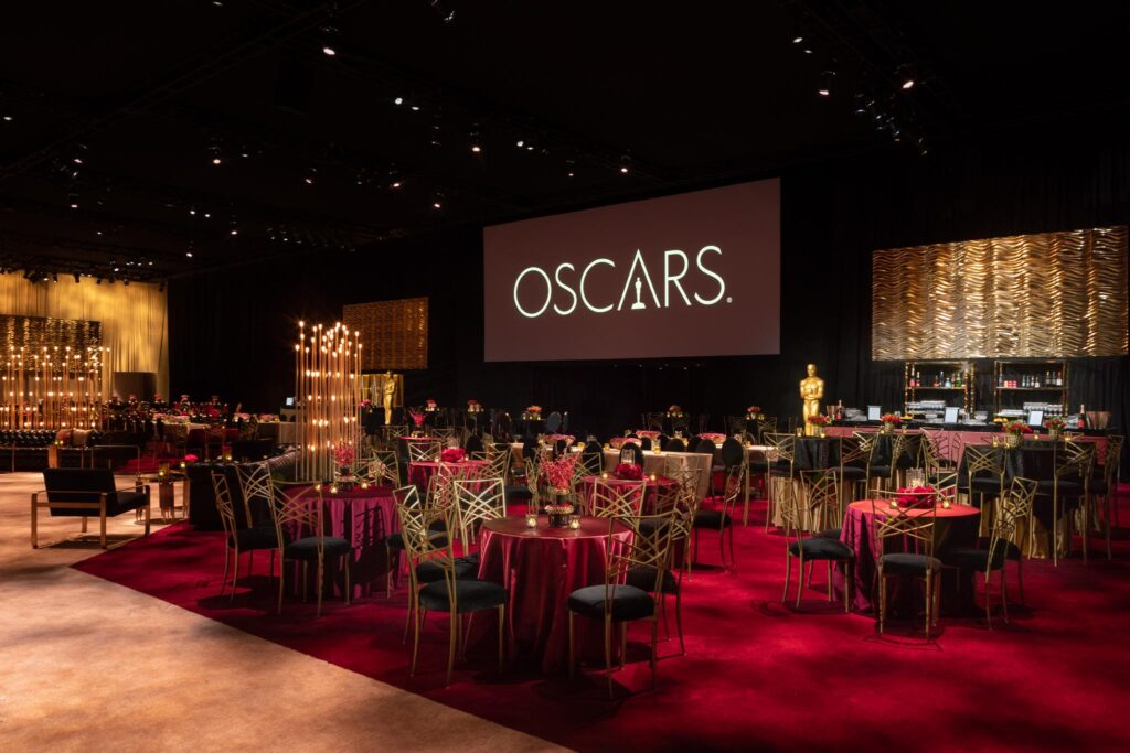 9 1st Oscars® Governors Ball &  A.M.P.A.S. ®, Produced and designed by Sequoia Productions, Images by  Jerry Hayes Photography