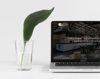 Creatif Agency - Website Design