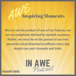 Jolt 23: Awe Inspiring Moment-Live Your Excellence