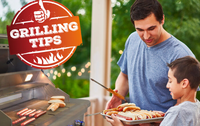 Hot Tips for Easy Grilling