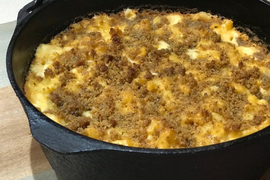 Smoked Mac & Cheese