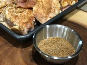 Chicken and Pork Rub