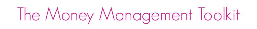 money management toolkit title