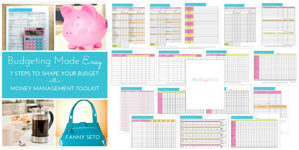 Budgeting Made Easy book