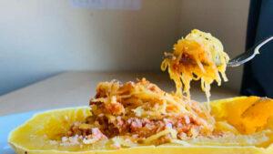 Instant Pot Spaghetti Squash