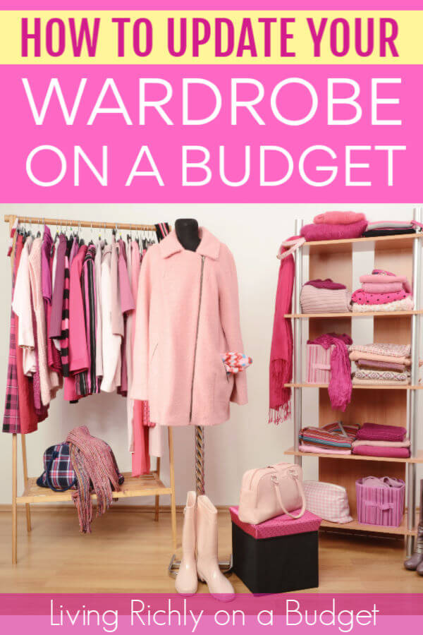 Update Your Wardrobe on a Budget