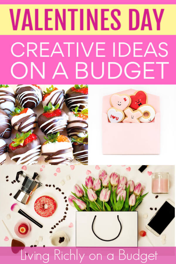 Valentines Day Creative Ideas on a Budget