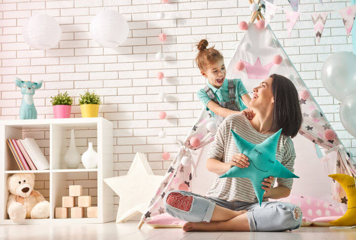 creative activities for kids at home