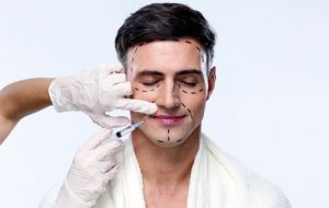 plastic surgery, men