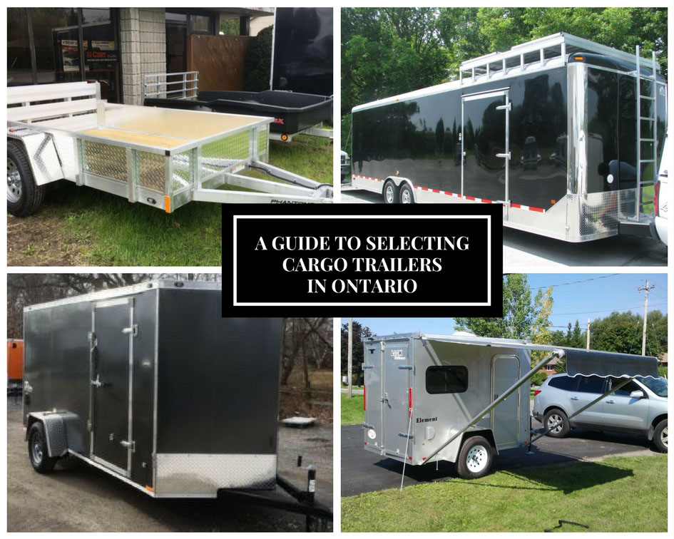 Utility Trailers For Sale Ontario >> A Guide To Selecting Cargo Utility Trailers In Ontario