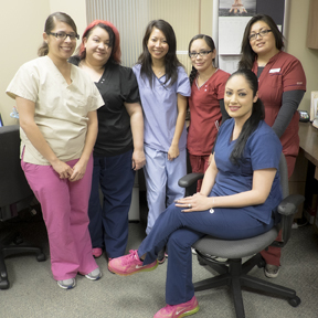 FPAMG AZ Abortion Clinic staff