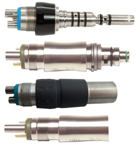 fiber-optic led coupler