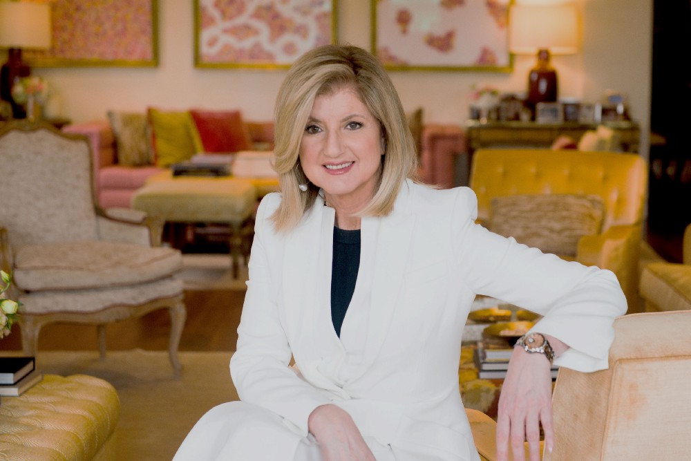 Arianna Huffington's new venture Thrive Global highlights Doctor on Demand and more in online store