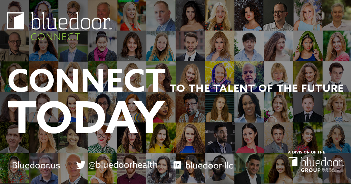 Bluedoor Launches Talent Management Agency to Service Thriving Digital Health Industry