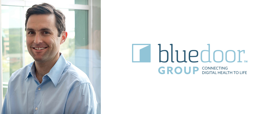 Andy Lipetz, Vice President of Corporate Development at Bluedoor Group
