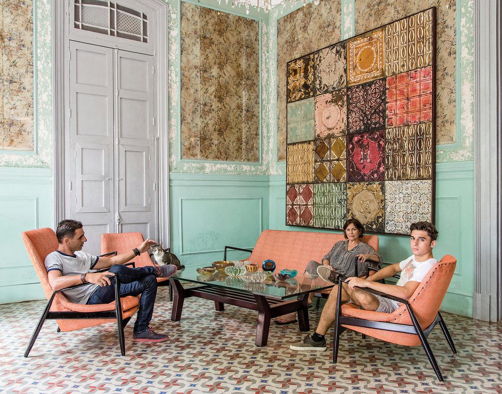 Happiness in Havana Pamela Ruiz Interiors Forever Chic by Meg