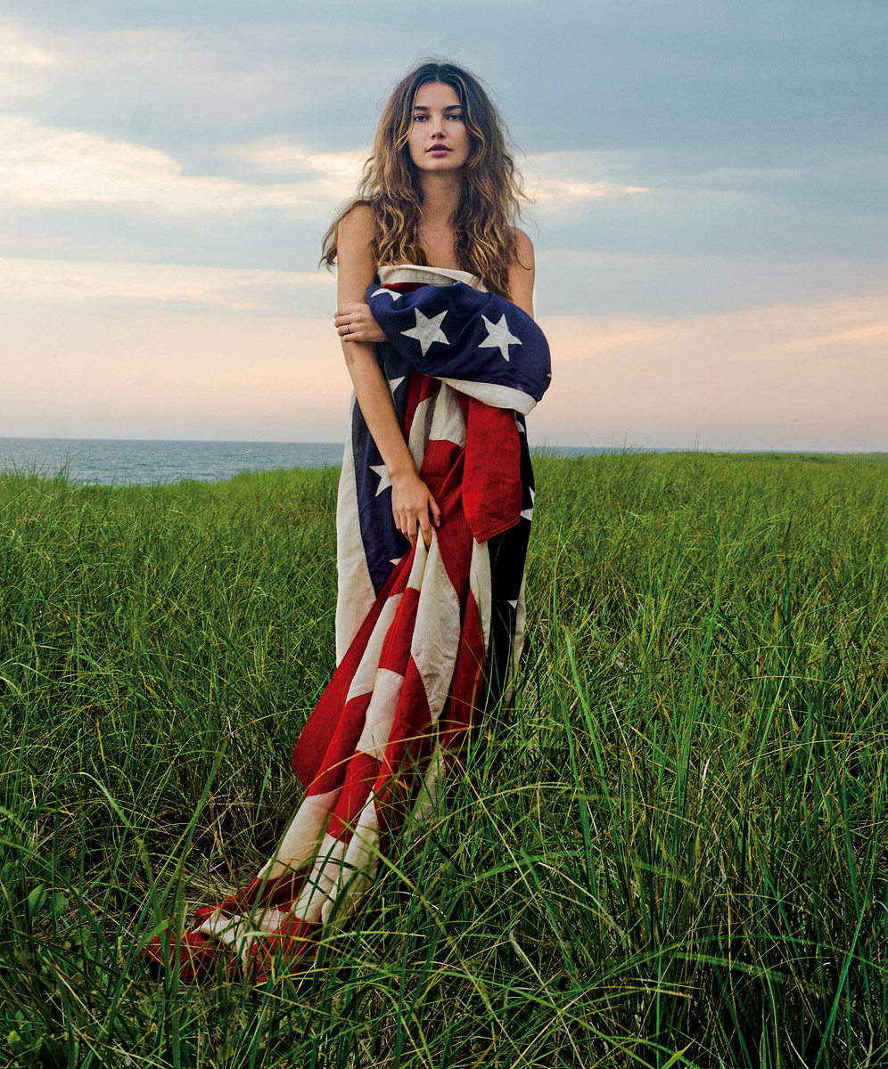 Style Inspiration - The Spirit of the American Beauty Wardrobe Update Forever Chic by Meg