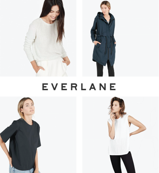 Everlane Update Direct-to-Consumer Forever Chic by Meg