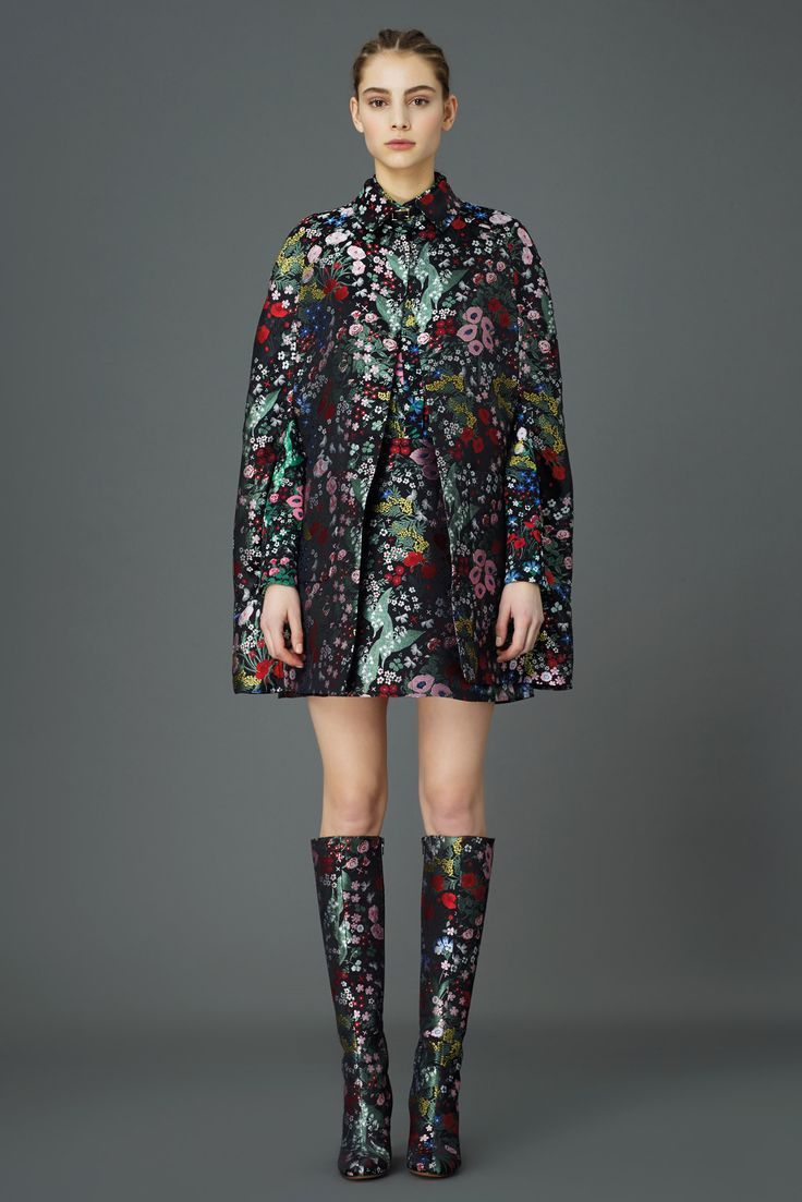 The Power of the Flower Valentino Eye for Detail Forever Chic by Meg