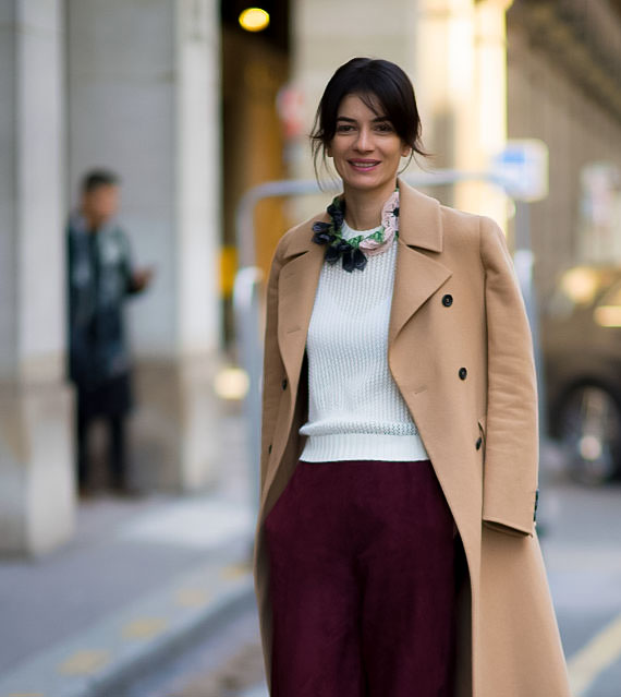 Style Smitten Leila Yavari The Influencers Forever Chic by Meg