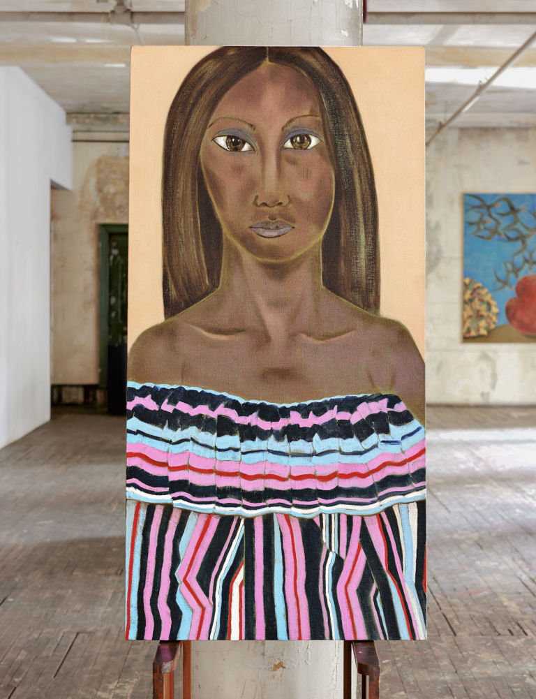 The Portrayal of the Supermodel – Francesco Clemente