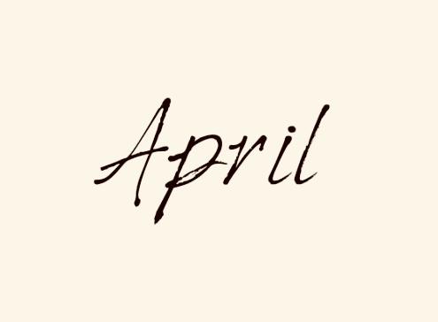 State of Mind: April 2019