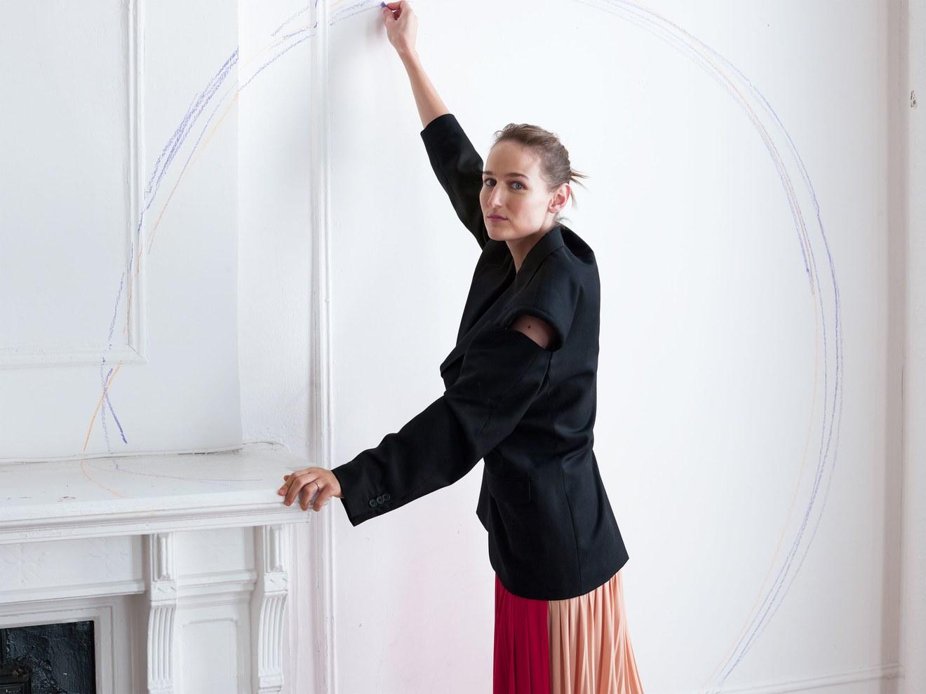 Blazer Bling Artistic Clothing Wardrobe Update Forever Chic by Meg