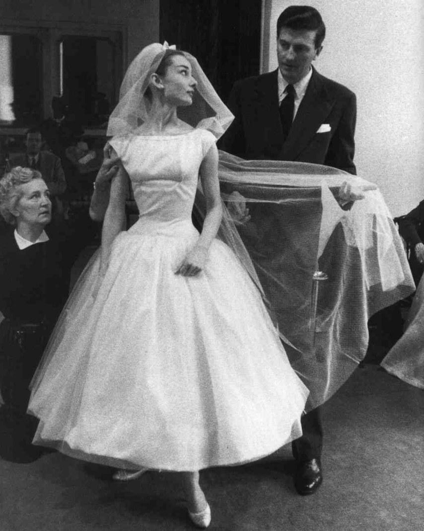 A Givenchy Bride