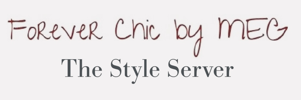 What is Your personal Brand? My Personal Brand:Forever Chic! Forever Chic by Meg