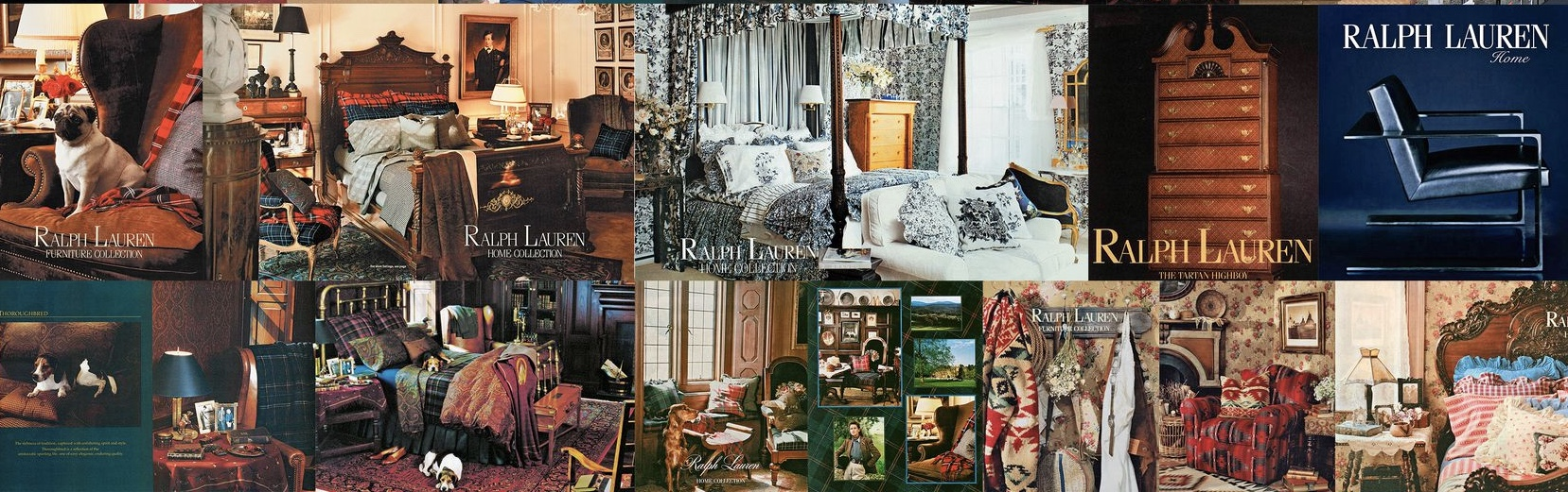 Ralph Lauren his Life RL50 Home Interiors forever Chic by Meg