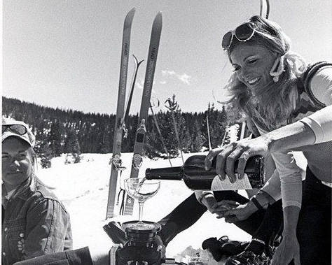 Apres Ski Eye for Detail Winter Holiday Forever Chic by Meg