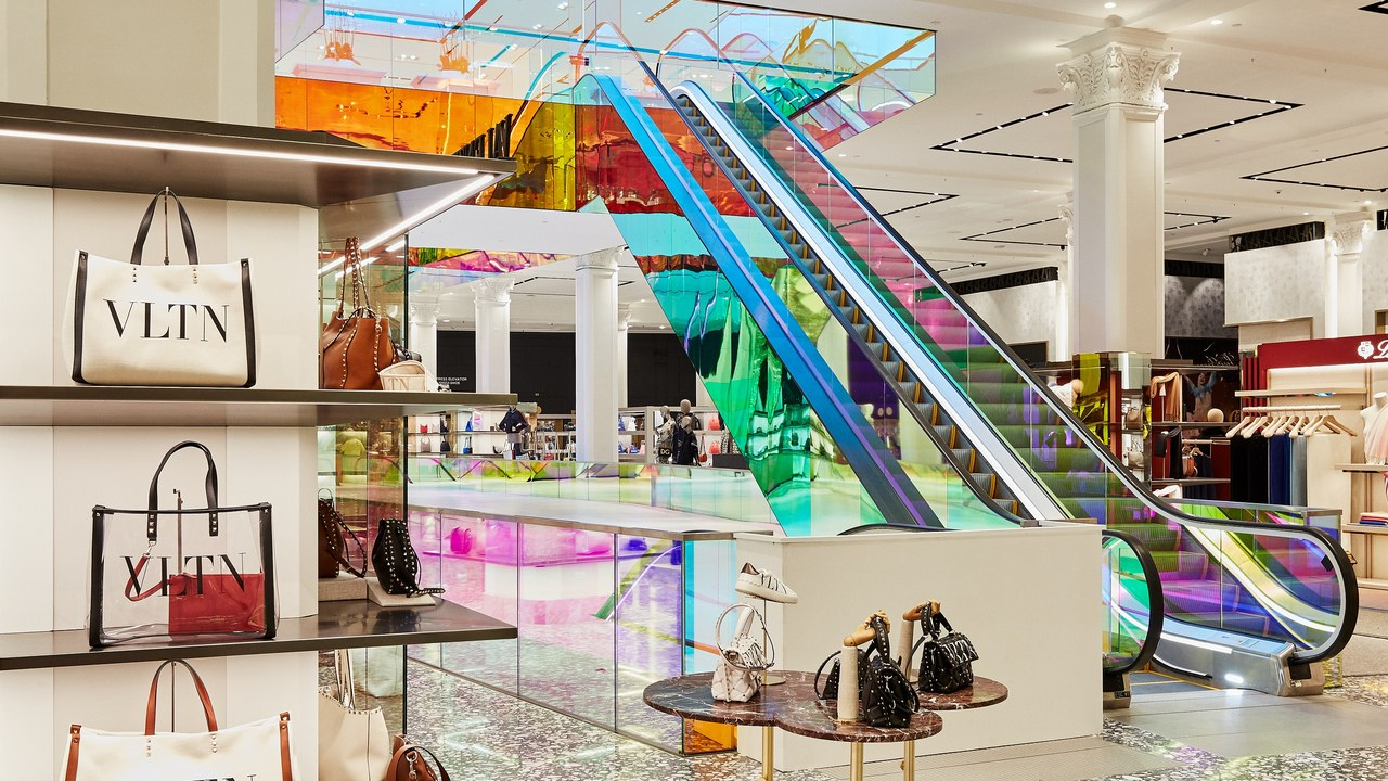 Cutting Edge Elegance Saks Fifth Avenue Forever Chic by meg
