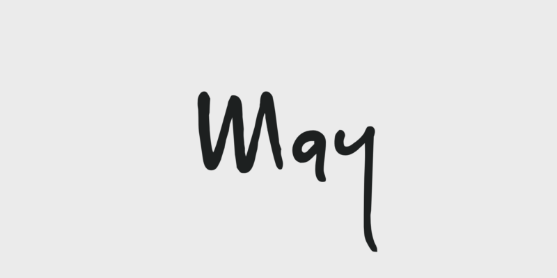 State of Mind May 2019 May Moment Forever Chic by Meg