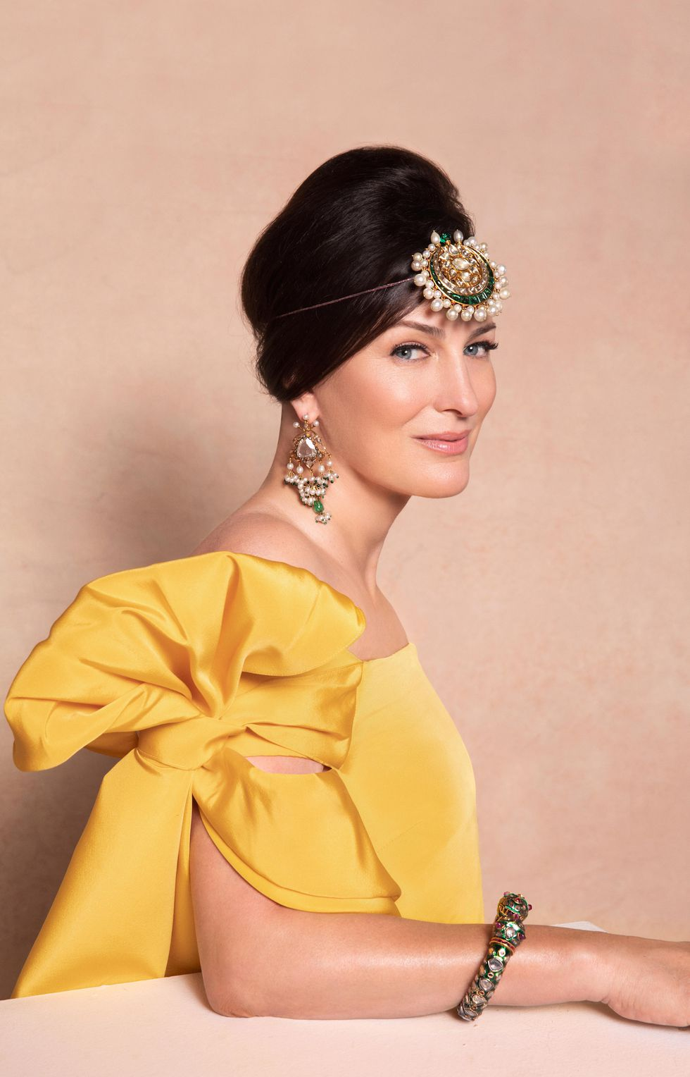 Maharajas & Mughal Magnificence The Contemporary Contessas Style influencers Forever Chic by Meg