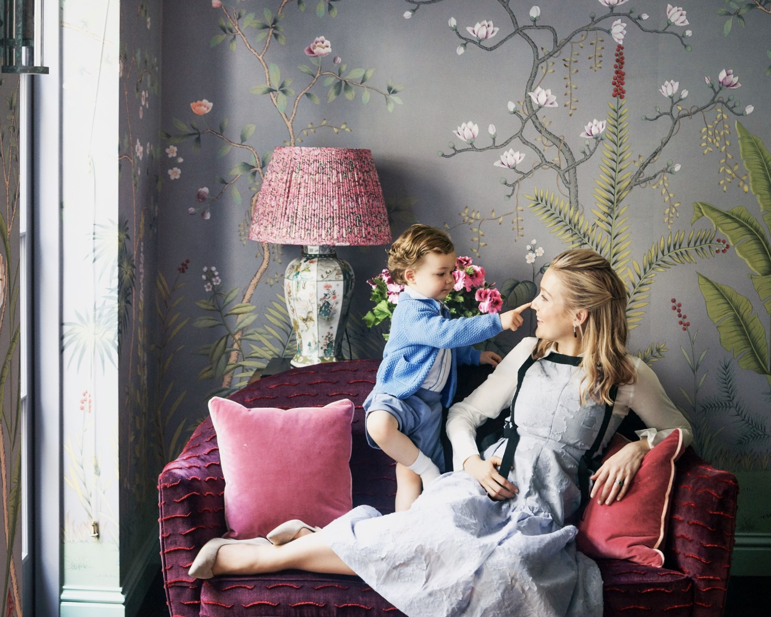 Dare to Dream de Gournayy Interiors Forever Chic by Meg
