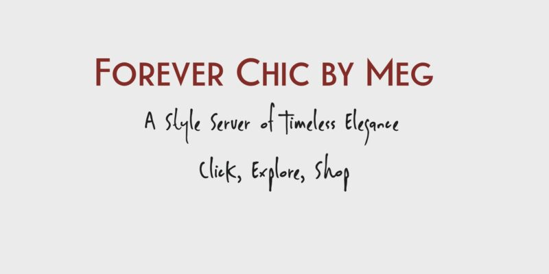 Click Explore Shop The Style Server Online Shopping Channel Forever Chic by Meg