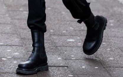 Styling tip for the lug-sole boot forever chic by meg
