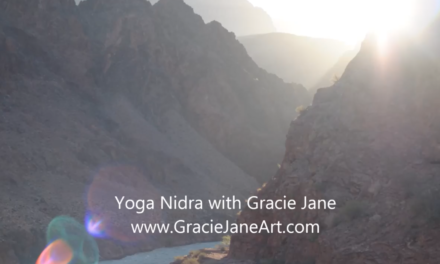Yoga Nidra with Gracie Jane