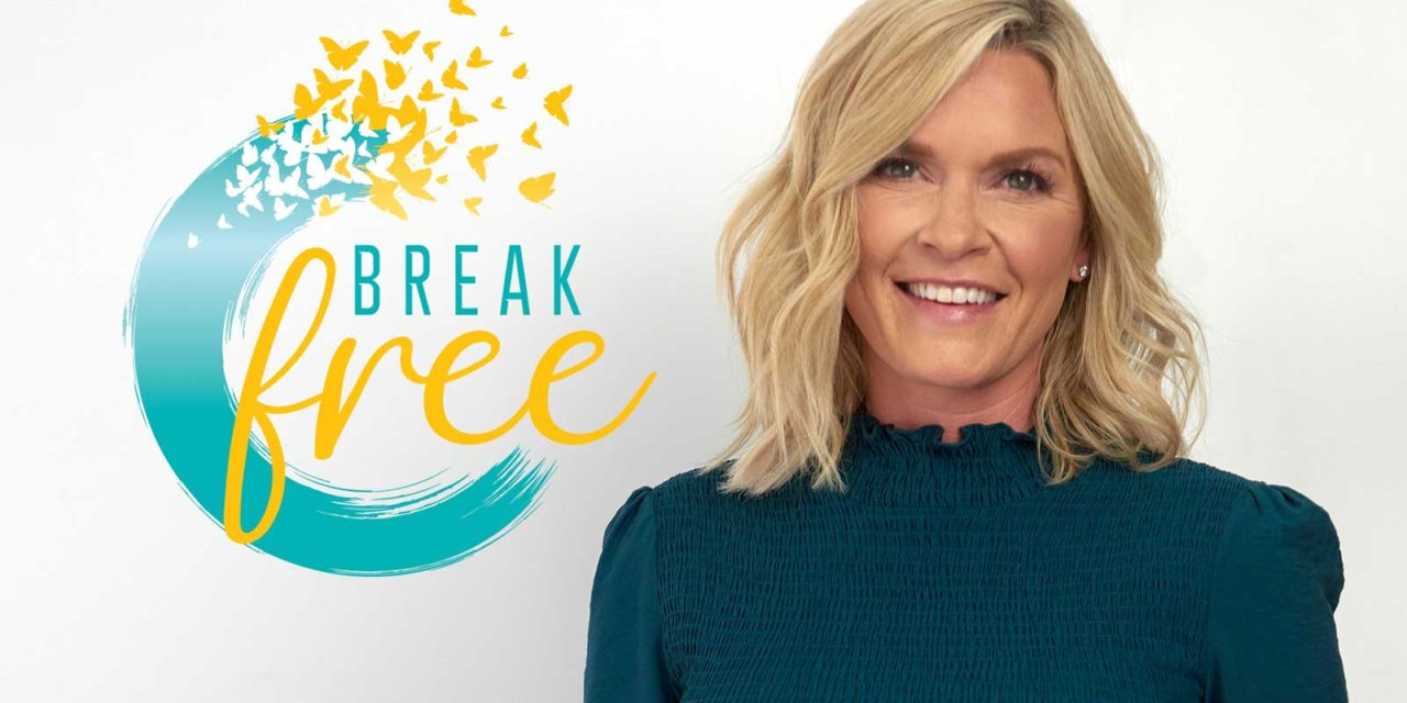 Join us March 14 as Sherry shares about empowering one another & breaking free from all that holds us down.