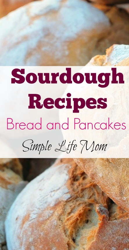 Sourdough Recipes