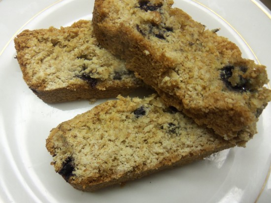 Blueberry or Banana Bread