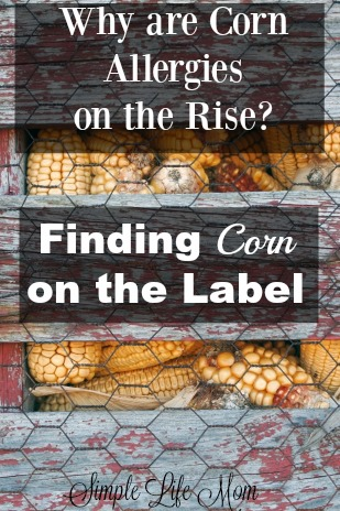 Corn on Food Labels