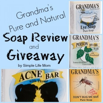 Soap Review and Giveaway