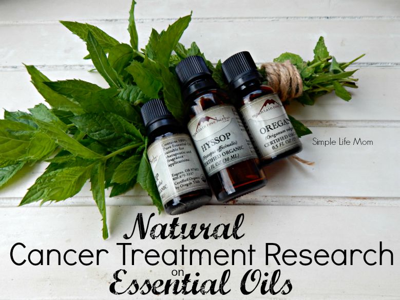 Natural Cancer Treatment Research