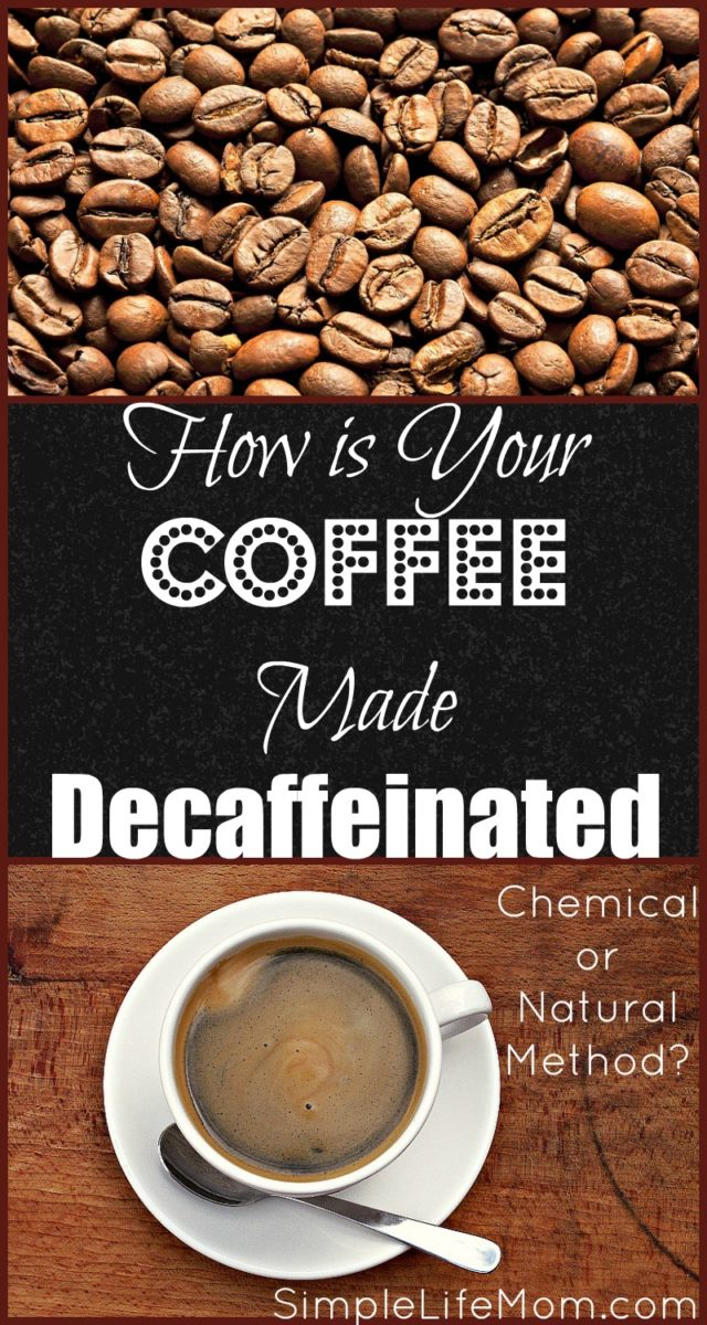 How is Coffee Made Decaffeinated